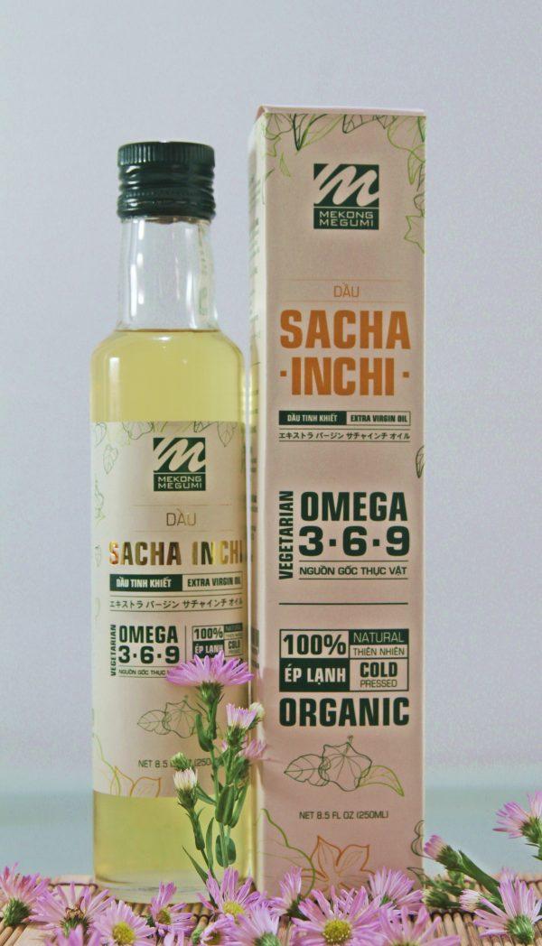 dầu omega sachi